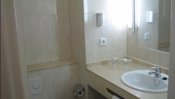 Łazienka w IFA Buenaventura