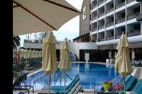 Hotel Dunas Don Gregory - Basen w  hotelu Dunas Don Gregory