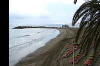 Hotel Dunas Don Gregory - Fragment plaży przy  hotelu Dunas Don Gregory