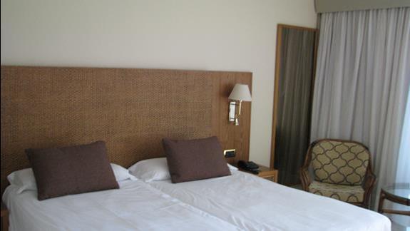 Pokój w  hotelu Dunas Don Gregory