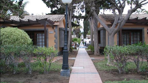 Domki w Dunas Suites & Villas