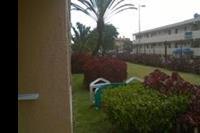 Hotel Abora Interclub Atlantic - Widok z jednego z pokoi w hotelu Ifa Interclub Atlantic