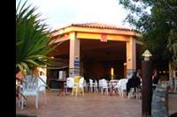 Hotel Ifa Interclub Atlantic - Snack bar niedaleko basenu w hotelu Ifa Interclub Atlantic