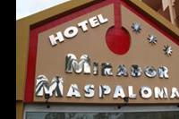Hotel Dunas Mirador Maspalomas - Wejście do hotelu Dunas Mirador Maspalomas