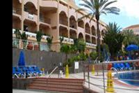 Hotel Dunas Mirador Maspalomas - Jeden z budynków w hotelu Dunas Mirador Maspalomas