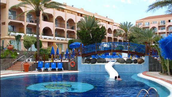 Basen w hotelu Dunas Mirador Maspalomas