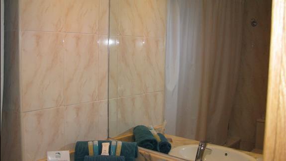 Łazienka w hotelu Dunas Mirador Maspalomas