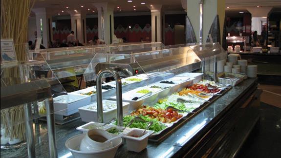 Restauracja w hotelu Dunas Mirador Maspalomas