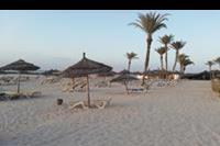 Djerba - Plaża w Seabel Aladin.