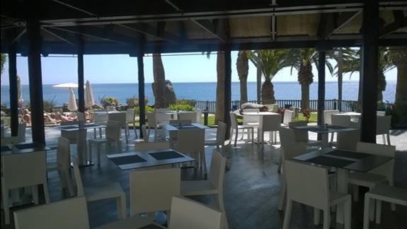 Restauracja w hotelu Taurito Princess