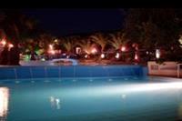 Hotel Filerimos Village - brodzik w kompleksie basenów