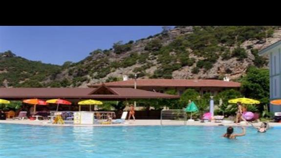 bar przy basenie