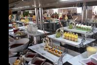 Hotel Rixos Sharm el Sheikh - Pięknie podane posiłki