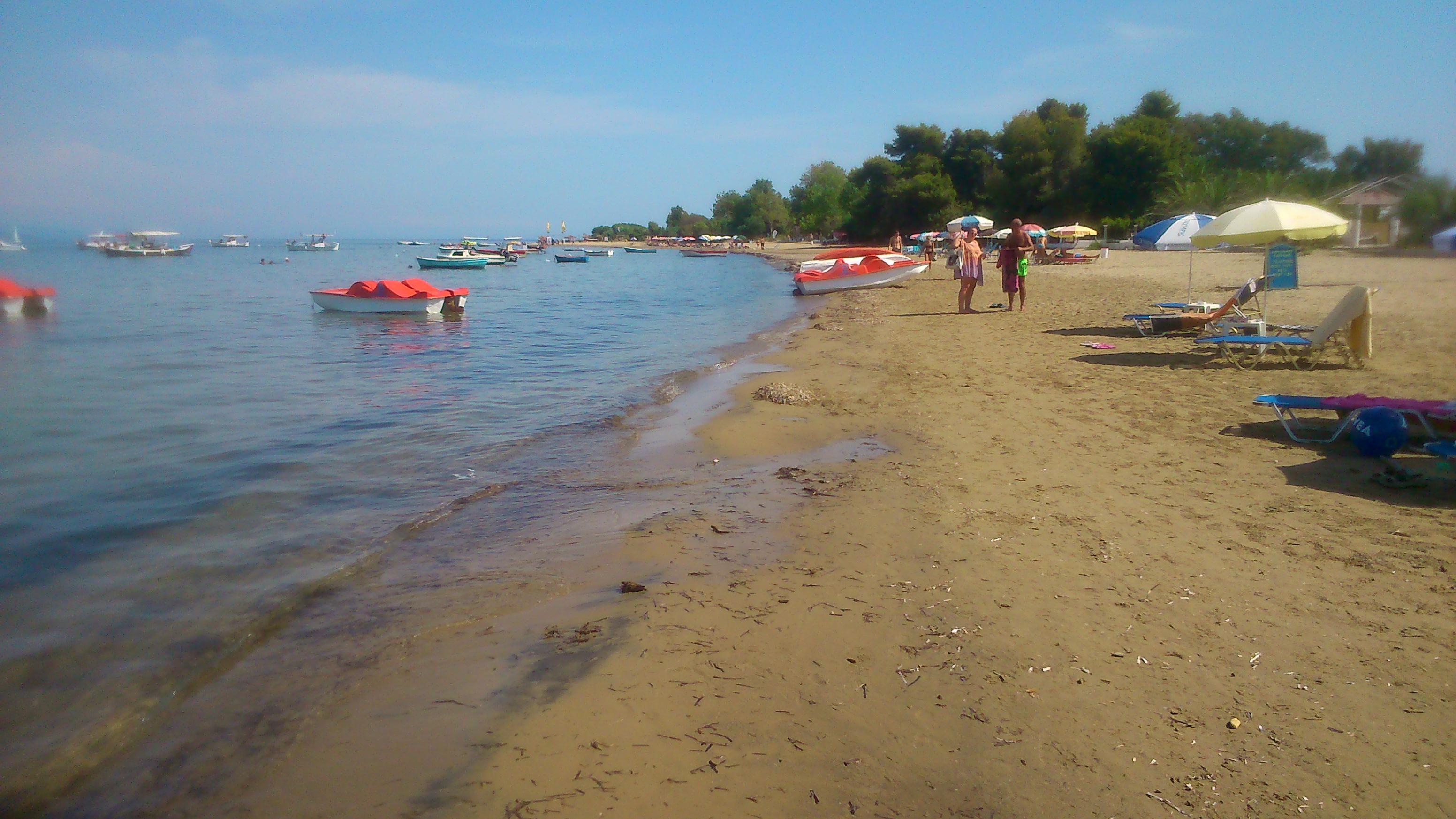 Plaż przy hotelu