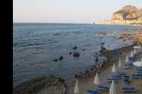 Hotel Santa Lucia le Sabbie D'oro - Plaża przyhotelowa