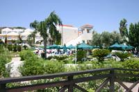 Hotel Cyprotel Faliraki - basen i okolica