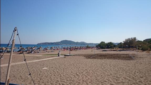 Plaza przy Bue Sea