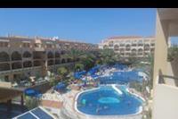 Hotel Dunas Mirador Maspalomas - Widok na basen z Budynku A