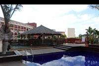 Hotel Best Jacaranda - bar Coco-Loco na górnym tarasie