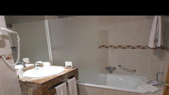 łazienka -pokój superior