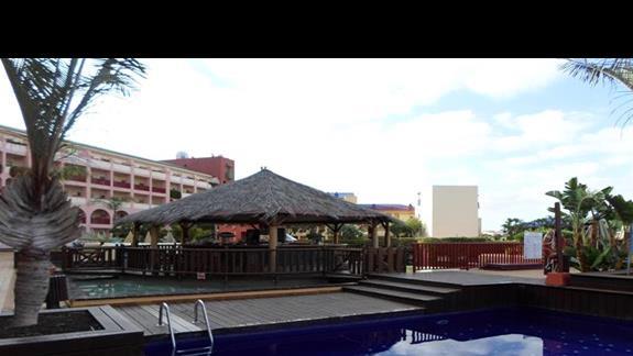 bar Coco-Loco na górnym tarasie