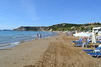 Hotel Akti Arilla - plaża