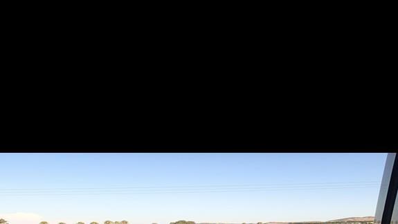 Widok z okna z pokoju standardowego w hotelu Palm Beach