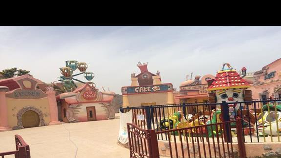 Serenity Fun City -  dla dzieci