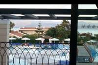 Hotel Roda Beach Resort & SPA - Widok z restauracji