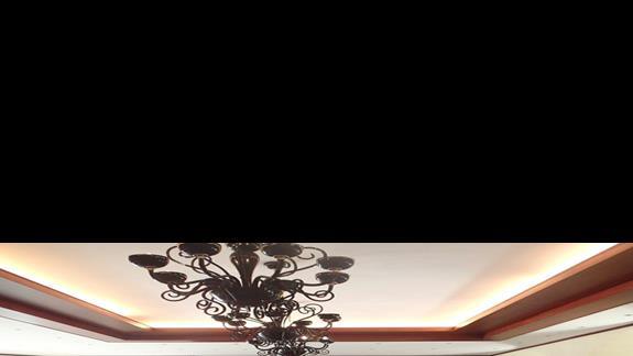 Recepcja w hotelu Mitsis Ramira Beach