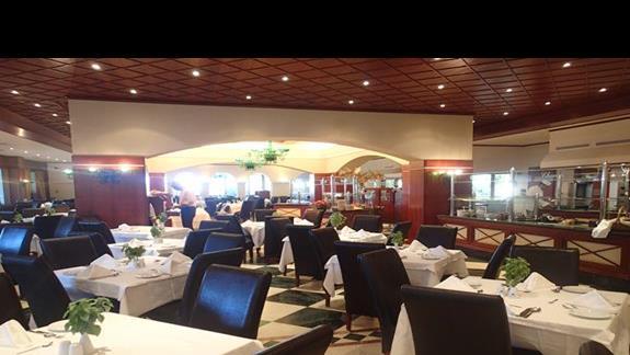 Restauracja w hotelu Mitsis Ramira Beach