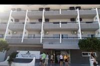 Hotel Maya Island Resort - Wejście główne do hotelu Valynakis Beach Island Resort