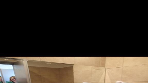 Łazienka w hotelu Valynakis Beach Island Resort