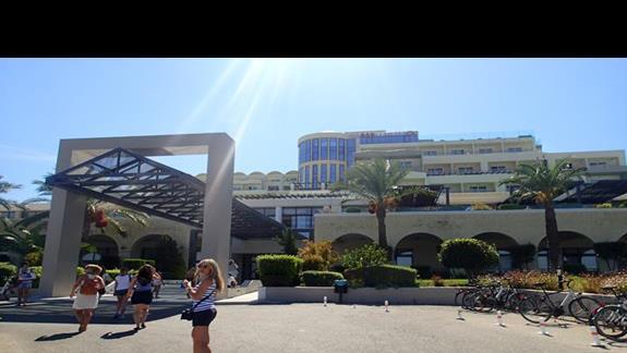 Hotel Kipriotis Panorama od frontu