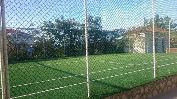 Azure Resort - kort tenisowy