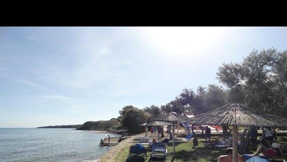 Eleon Grand - plaża