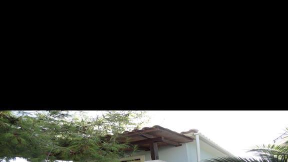 Alexandra Beach - budynek boczny