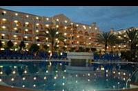 Hotel Dunas Mirador Maspalomas - Basen i czesc hotelu