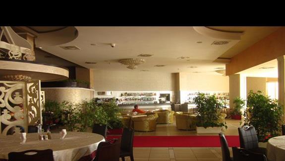 Bar przy restauracji