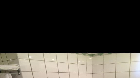 Roma hotel - łazienka