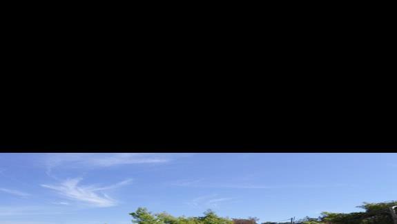 Widok z balkonu - pokój standard sea view
