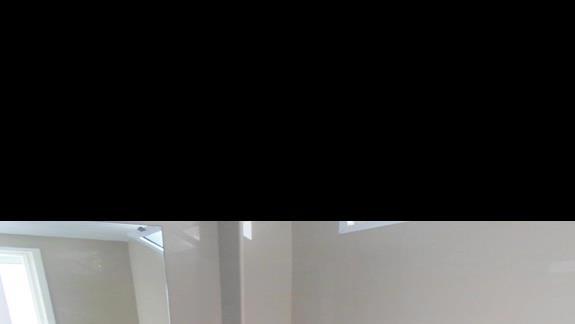 Apartament 2-pomieszczeniowy - lazienka