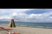 Hotel Geraniotis Beach - Plaża
