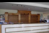 Hotel Admiral Tsilivi - Recepcja