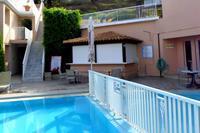 Hotel Admiral Tsilivi - Basen + bar otwarty w sezonie
