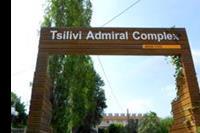 Hotel Admiral Tsilivi - Wejście od strony plaży