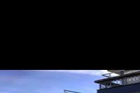 Hotel Majestic & Spa - Front - wejście od głównej ulicy w Laganas