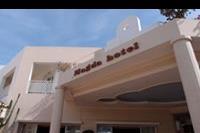 Hotel Magda - Wejscie do Hotelu