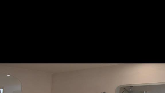 Łazienka w De Lux bungalow