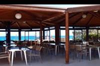 Hotel Apollonia Beach - Restauracja nad brzegiem morza